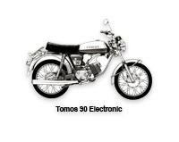 Tomos 90 Electronic