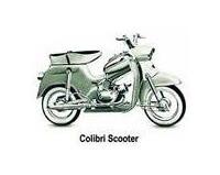 Colibri Scooter