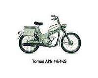 Tomos APN 4K/4KS