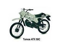 Tomos ATX 50C