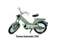 Tomos Automatic 3/3K