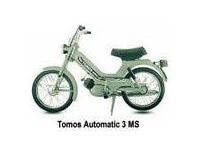Tomos Automatic 3MS