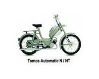 Tomos Automatic N/NT