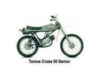 Tomos Cross 50 Senior