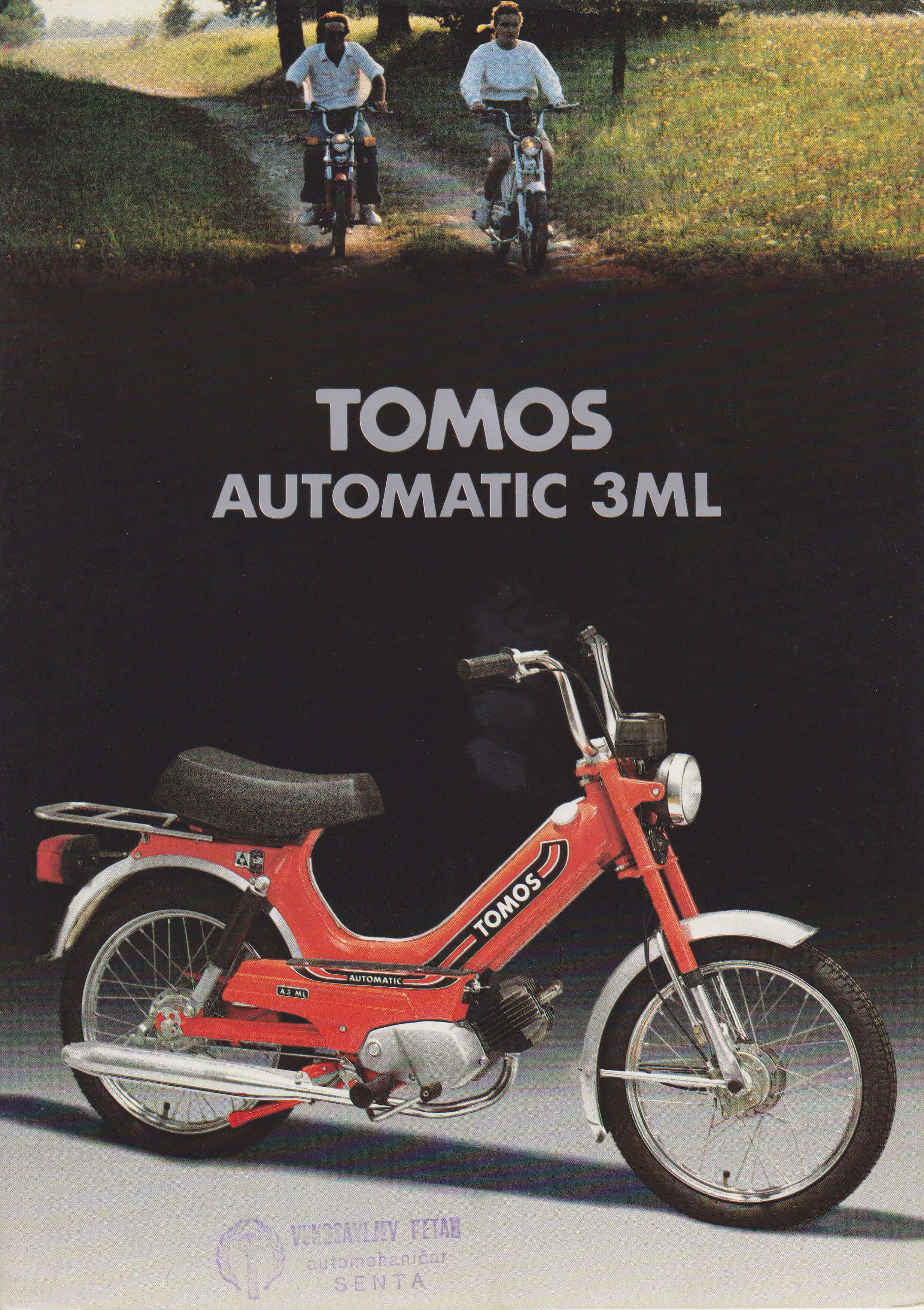 tomos automatic 3ml 1